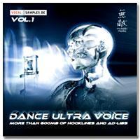 خرید اینترتی وکال مناسب سبک دنس vengeance dance ultra voice vol.1