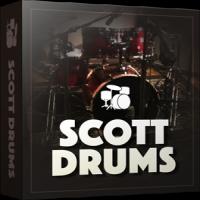 وی اس تی درام آکوستیک Ivy Audio Scott Drums