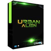 وی اس تی مولتی سمپل ساخت موزیک آربان رپ StudiolinkedVST Urban Alien