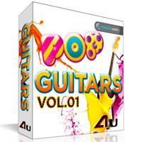 ریتم و لوپ گیتار پاپ Producer Loops Pop Guitars Vol 1