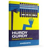 وی اس تی هاردی گاردی Sonokinetic Hurdy Gurdy