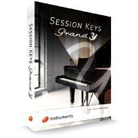 وی اس تی کنسرت گرند پیانو یاماها E-Instruments Session Keys Grand Y