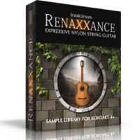 خرید اینترتی وی اس تی گیتار نایلون Indiginus Renaxxance Nylon String Guitar