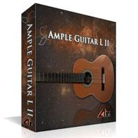 خرید اینترتی وی اس تی گیتار کلاسیک الحمرا Ample Sound AGL2
