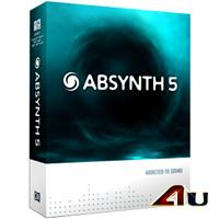 وی اس تی هیبرید مخصوص فضا سازی Native Instruments ABSYNTH