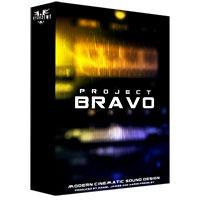 خرید اینترتی سینتی سایزر هیبرید سینماتیک Hybrid Two Project BRAVO