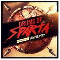 لوپ و ریتم درام و پرکاشن جنگی و حماسی LoopMasters Drum of Sparta
