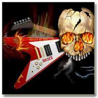 لوپ و ریتم گیتار سبک هوی راک