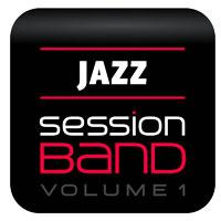 ریتم و لوپ سبک جز SessionBand Pro Pro Jazz Vol 1