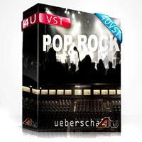 بیت پاپ راک با تنظیم مدرن Ueberschall Pop Rock
