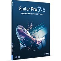 گیتار پرو 7.5 به همراه فول ساند بانک Arobas Music Guitar Pro v7.5.4