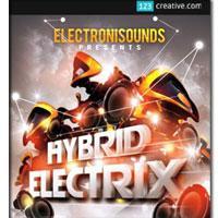 سمپل پک سبک هیبرید الکترونیک 123Creative Hybrid ElectriX