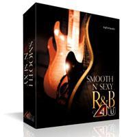 بیت آر اند بی بر پایه گیتار Big Fish Audio Smooth RnB Guitar