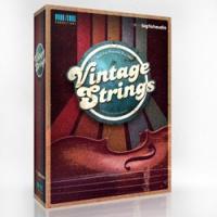 وی اس تی استرینگز دهه 60 و 70 میلادی Big Fish Audio Funk Soul Productions Vintage Strings