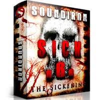 خرید اینترتی وی اس تی ساخت فضای وحشت Soundiron Sick 666 The Sickening