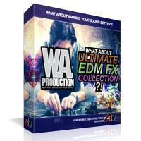 جلوه های صوتی لازم برای ساخت موزیک W.A Production What About Ultimate EDM FX Collection