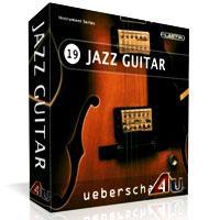 خرید اینترتی ریتم گیتار جز Ueberschall Jazz Guitar