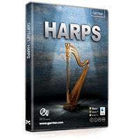 خرید اینترتی وی اس تی هارپ ( چنگ ) Garritan Harps