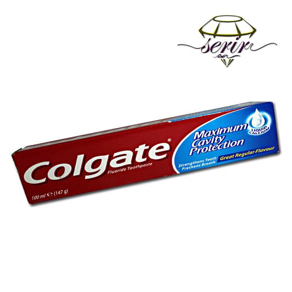 خمیر دندان کلگیت مدل Colgate Maximum Cavity Protection