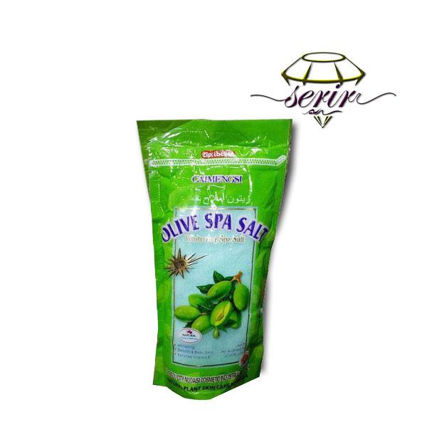 نمک شست و شوی بدن (نمک حمام) Olive SPA Salt