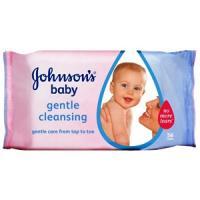 دستمال مرطوب Johnson
