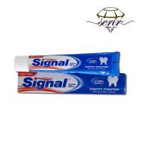 توضيحات خمیر دندان ضد پوسیدگی سیگنال مدل CAVITY FIGHTER DOUBLE CALCIUM