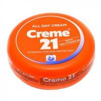 توضيحات مرطوب کننده کرم21 (creme21)150ml