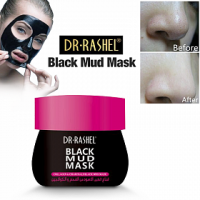 ماسک دکتر راشل Black mud mask