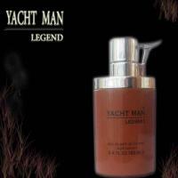 توضيحات ادکلن مردانه یاچ من لجند قهوه ایی Yacht Man Legend Brown