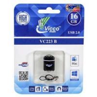 فلش 16 گیگ ویکو VICCO 223 BLACK