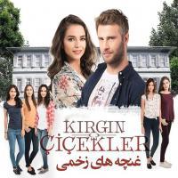 فروش سریال ترکی غنچه های زخمی(گل های شکسته) Kirgin Çiçekler با دوبله فارسی