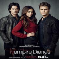 خرید پستی سریال خاطرات یک خون آشام The Vampire Diaries با کیفیت عالی