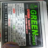 پاور کارکرده گرین GP330A