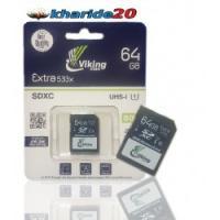 رم میکرو 64 گیگ وایکینگ VIKING EXTRA 533X