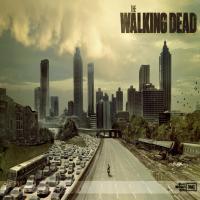 خرید پستی سریال خارجی راه رفتن مردگان THE WALKING DEAD  با کیفیت عالی فقط 50/000 تومان!!!