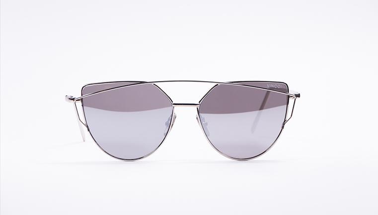 عینک آفتابی زنانه کروم