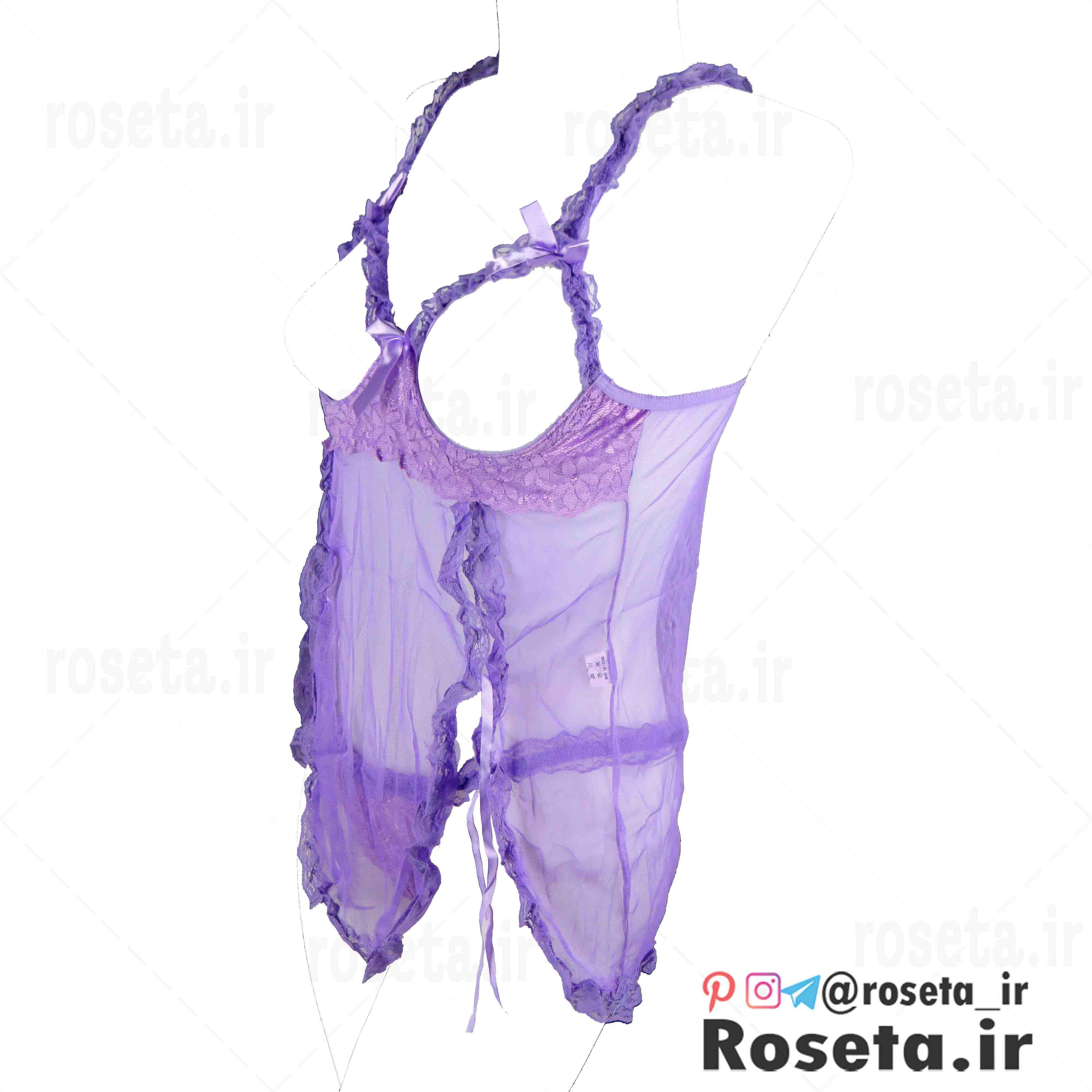 لباس خواب ( بادی ) فانتزی 3099 برند lovely-kit