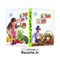 سالاد و سس ، سالاد میوه ( دو کتاب 72 دقیقه ای در یک جلد )