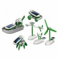 روبات خورشیدی 6کاره
