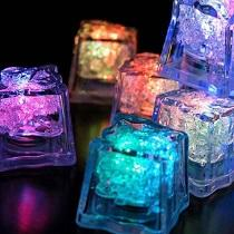 یخ تزئینى ال اى دى