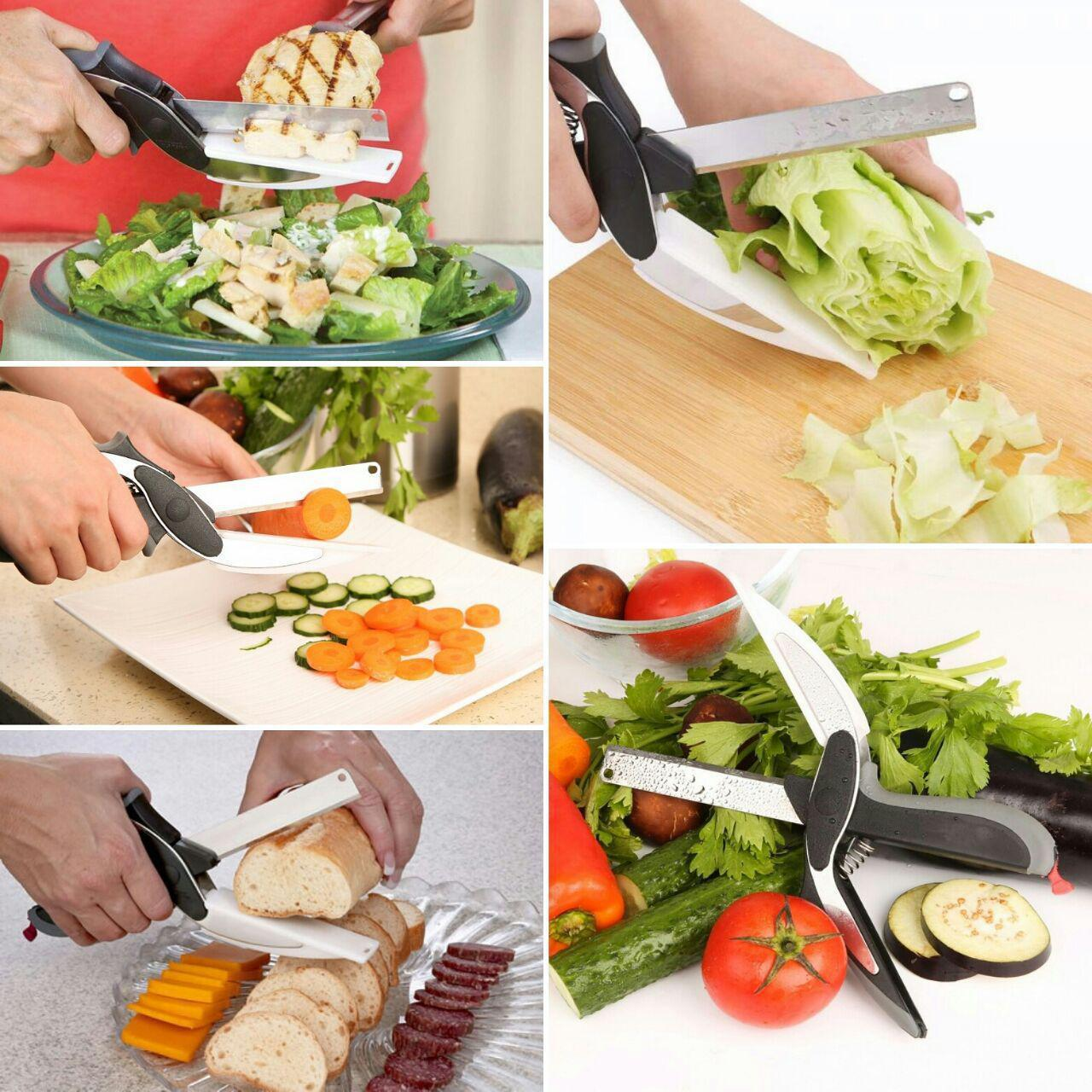قیچی مواد غذایی smart