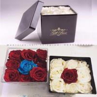 باکس هدیه گل
