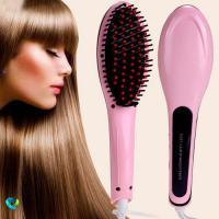 برس صاف کننده مو برقى