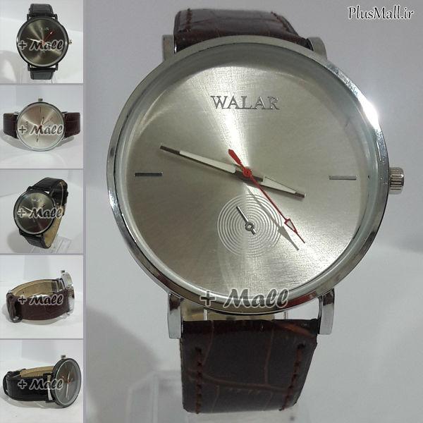 ساعت مچی مردانه والار چرمی - WALAR 960093