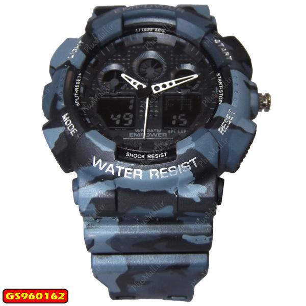 ساعت جی شاک آبی ارتشی G Shock GS960162