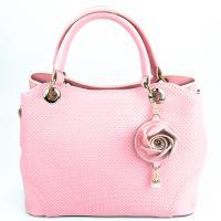 کیف بزرگ زنانه صورتی کد 602086