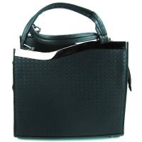 کیف بزرگ زنانه مشکی کد 602169