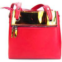 کیف بزرگ زنانه قرمز کد 602089