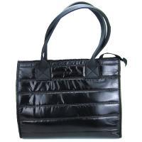 کیف بزرگ زنانه مشکی کد 602094