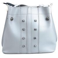 کیف بزرگ زنانه طوسی کد 602108